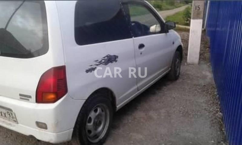 Mitsubishi Minica, Армавир