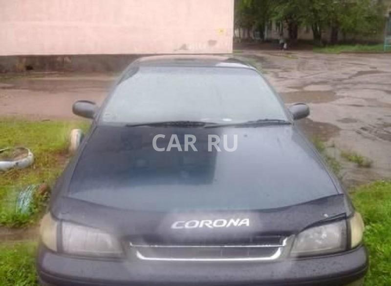 Toyota Corona, Белогорск