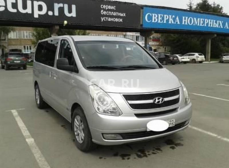 Hyundai Grand Starex, Барнаул