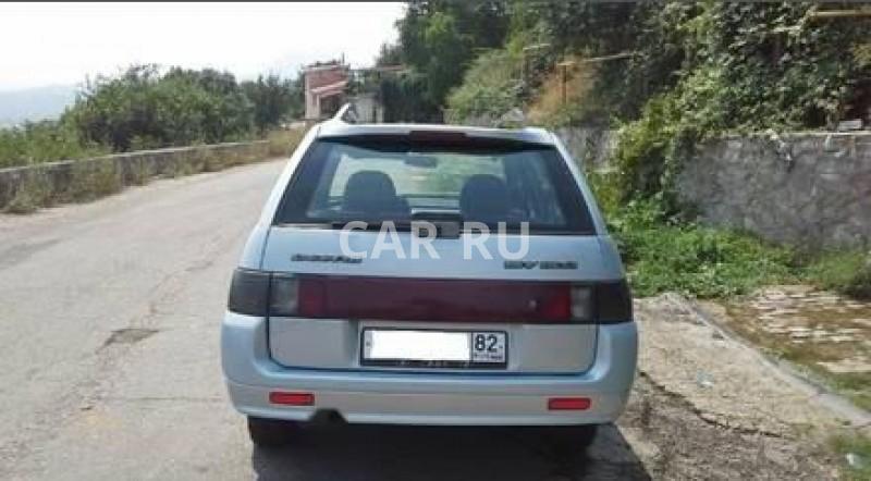 Lada 2111, Алушта
