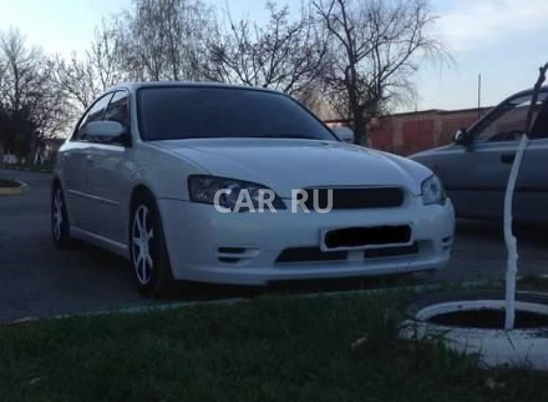 Subaru Legacy B4, Азов