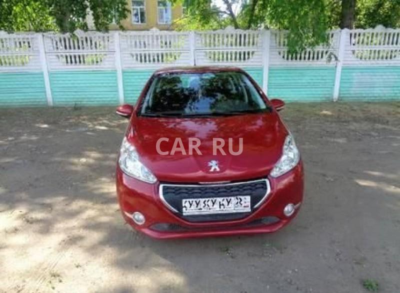 Peugeot 208, Ангарск