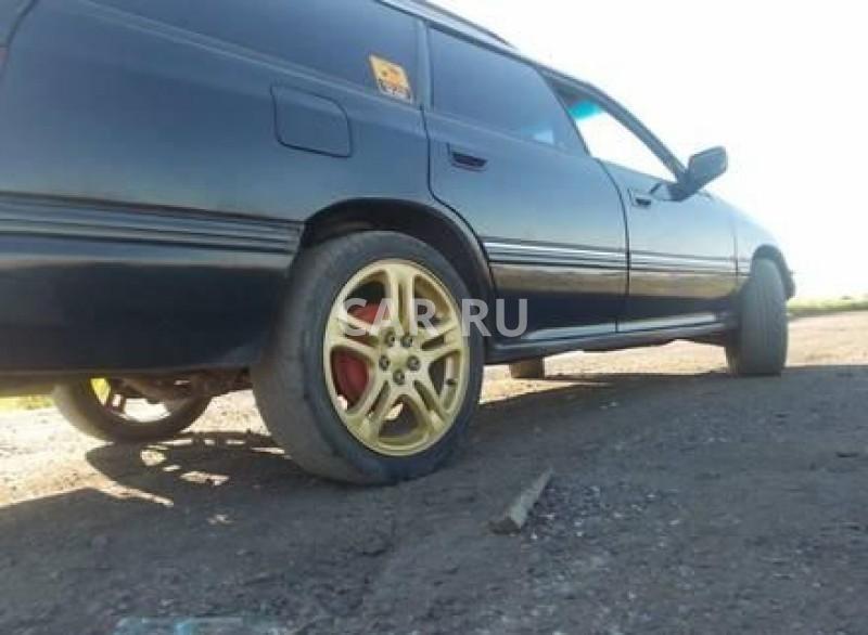 Subaru Legacy, Барабинск