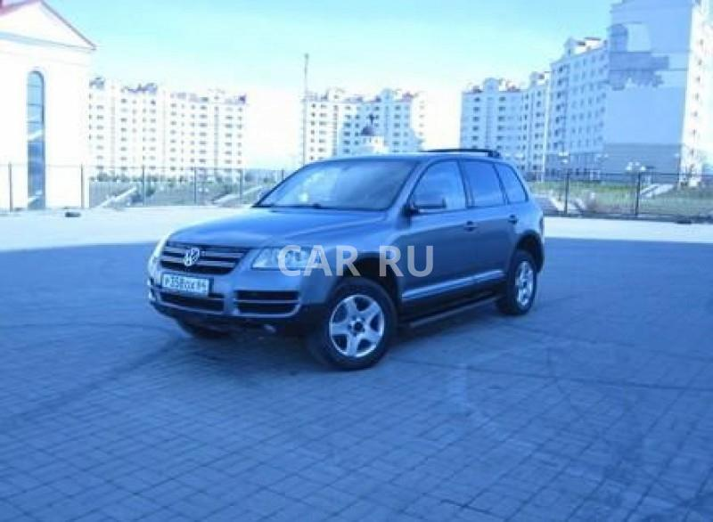 Volkswagen Touareg, Балаклава