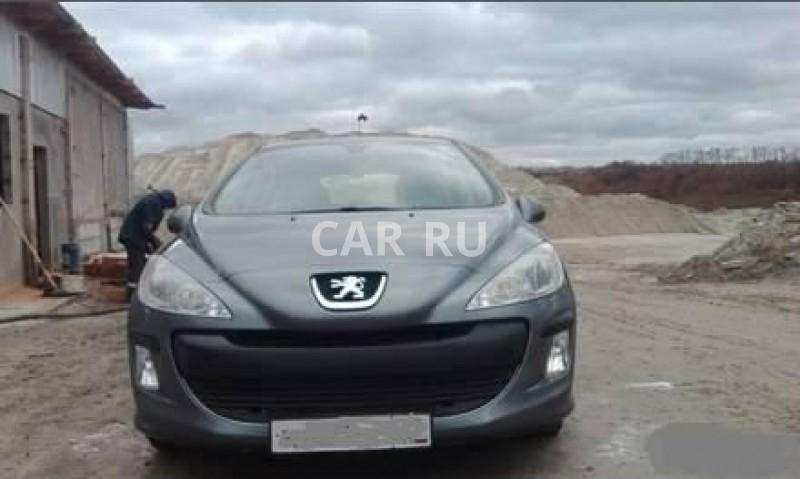 Peugeot 308, Белгород