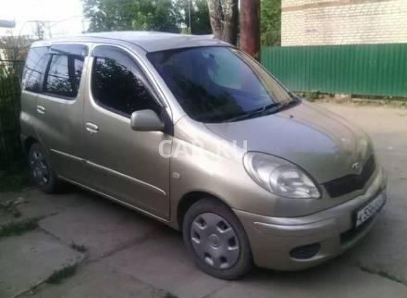 Toyota Funcargo, Астрахань