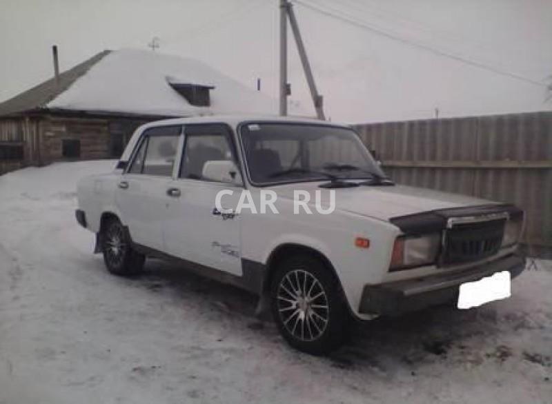 Lada 2107, Баево