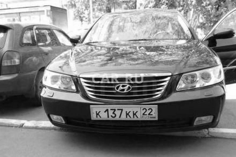 Hyundai Grandeur, Барнаул