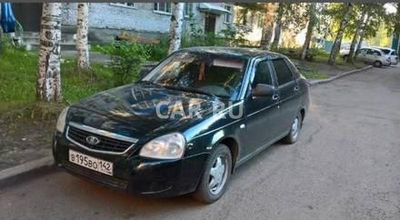 Lada Priora, Анжеро-Судженск
