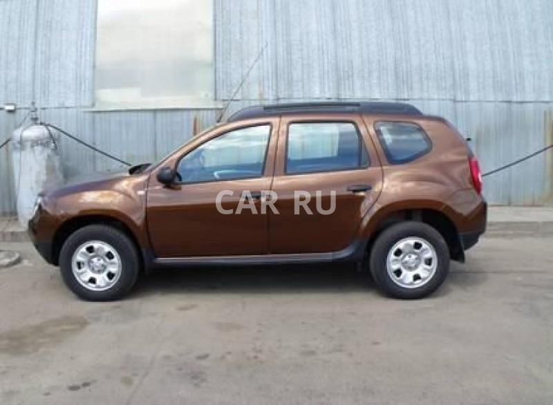 Renault Duster, Ангарск