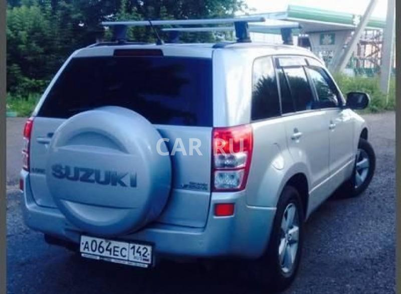 Suzuki Grand Vitara, Анжеро-Судженск
