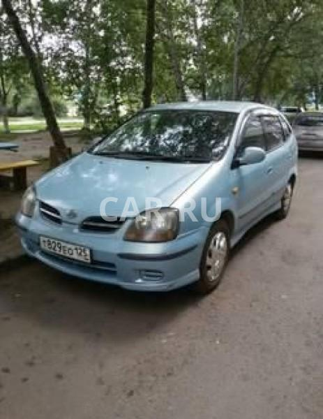 Nissan Tino, Арсеньев