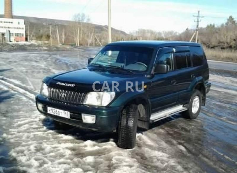 Toyota Land Cruiser Prado, Белово