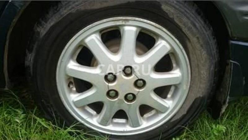 Toyota Carina, Аксеново-Зиловское