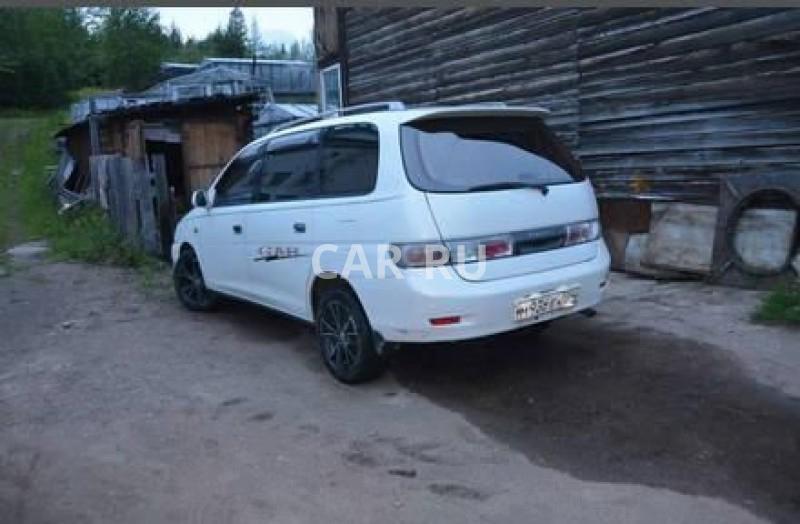 Toyota Gaia, Алдан