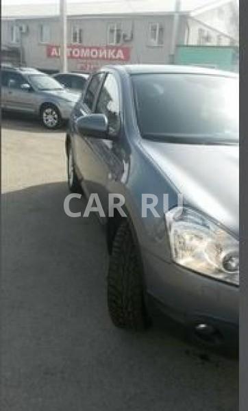 Nissan Qashqai, Барнаул