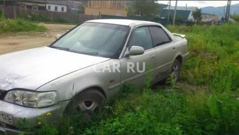 Honda Inspire, Арсеньев
