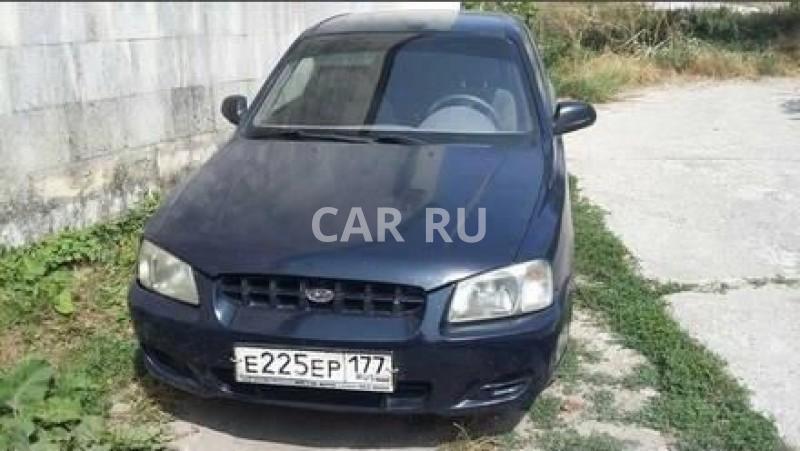 Hyundai Accent, Белогорск