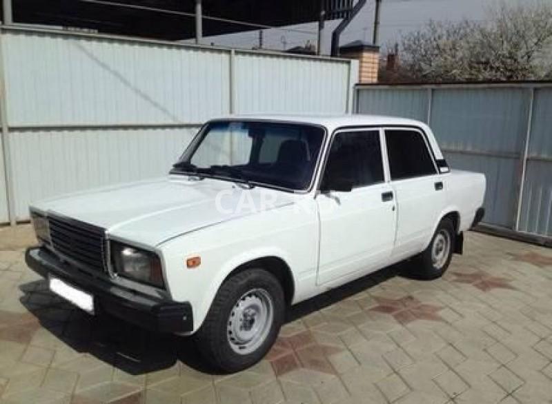 Lada 2107, Адыгейск
