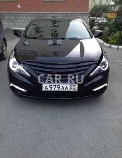 Hyundai Sonata, Барнаул