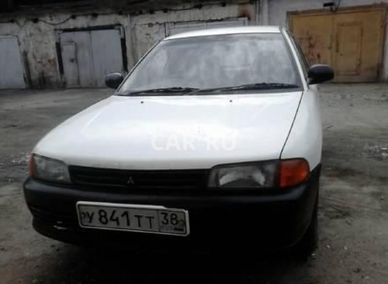 Mitsubishi Libero, Байкальск