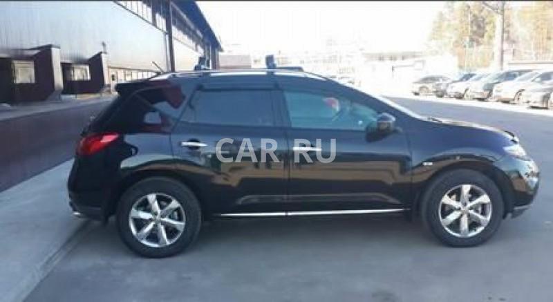 Nissan Murano, Ангарск