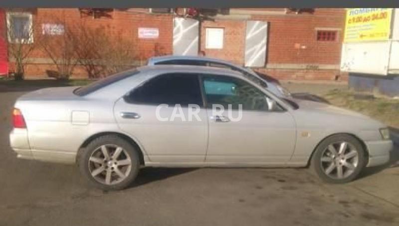 Nissan Laurel, Ангарск