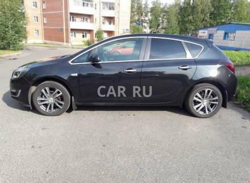 Opel Astra, Анжеро-Судженск