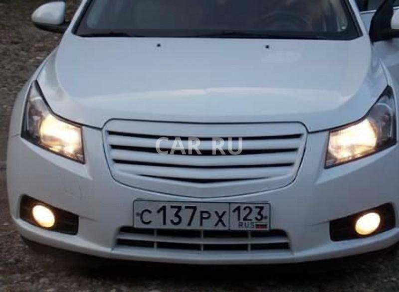 Chevrolet Cruze, Апшеронск