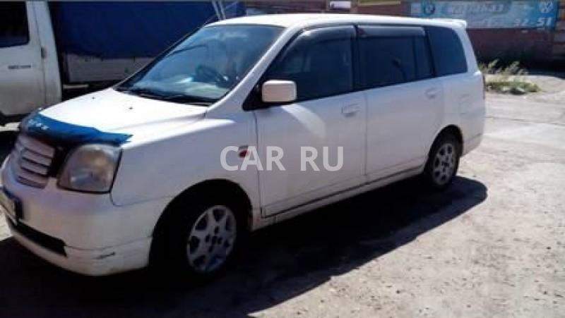 Mitsubishi Dion, Ангарск
