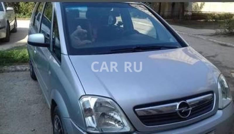 Opel Meriva, Армянск