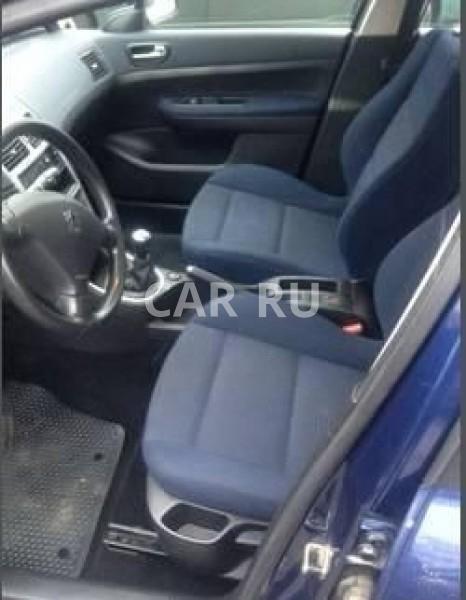 Peugeot 307, Алушта