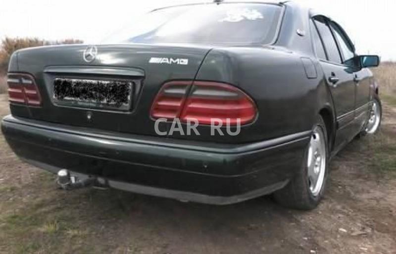 Mercedes E-Class, Анапа