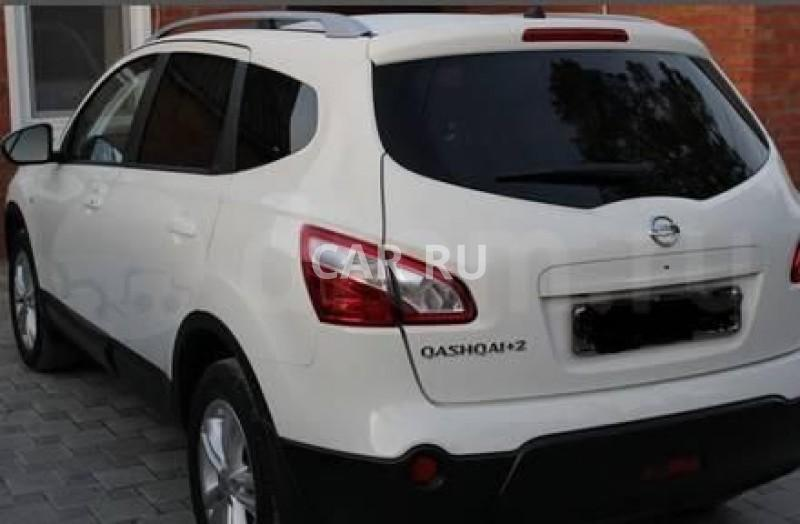 Nissan Qashqai+2, Астрахань