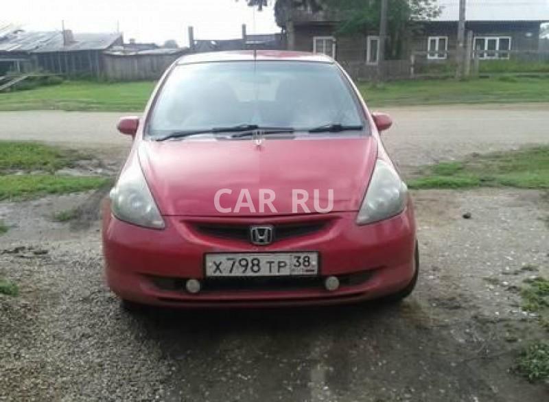 Honda Fit, Балаганск