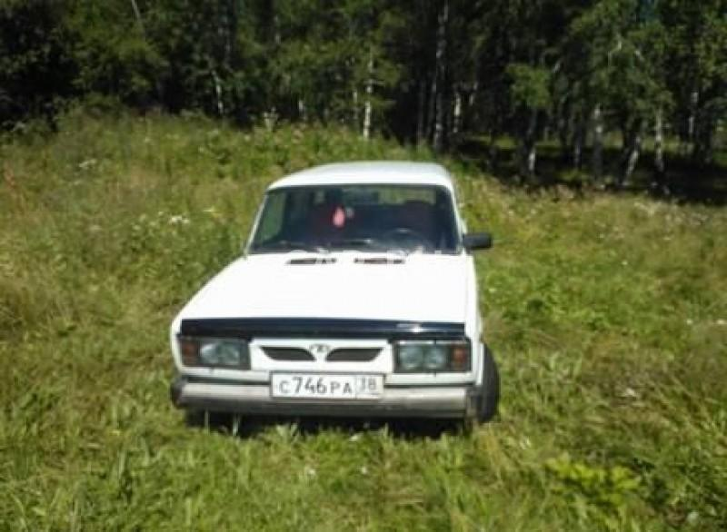 Лада 2104, Ангарск