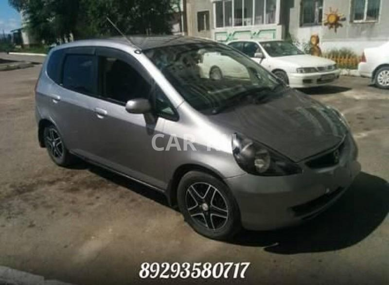 Honda Fit, Абакан