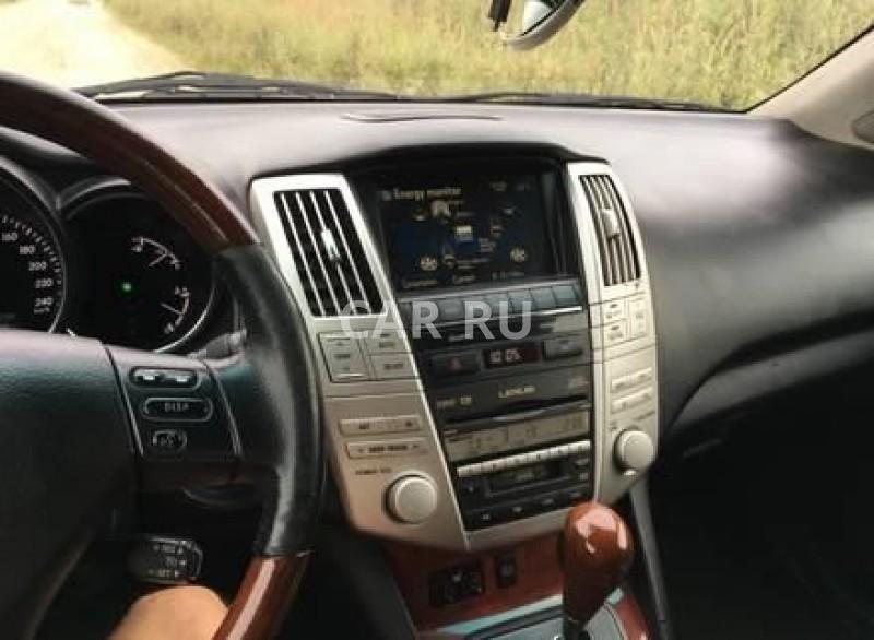 Lexus RX, Арсеньев