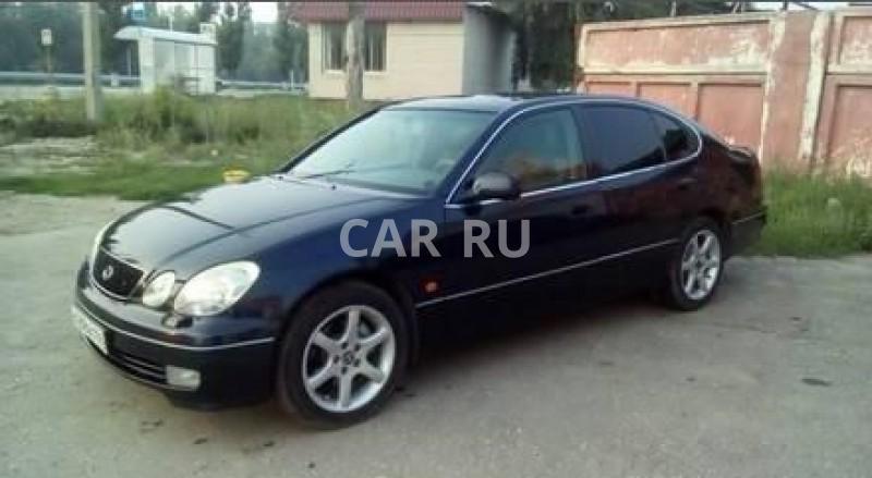 Lexus GS, Балаково