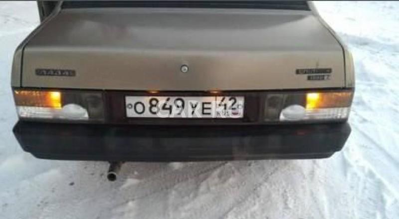Lada 21099, Бачатский
