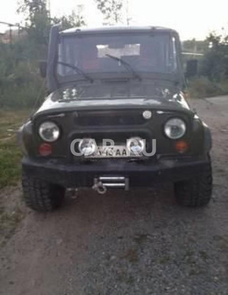 Уаз 3151, Барнаул