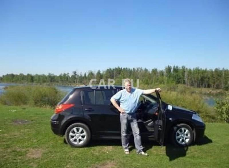 Nissan Tiida, Ангарск