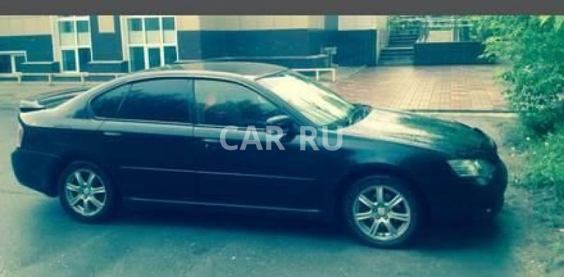 Subaru Legacy B4, Ачинск
