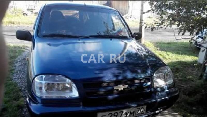 Chevrolet Niva, Бакчар
