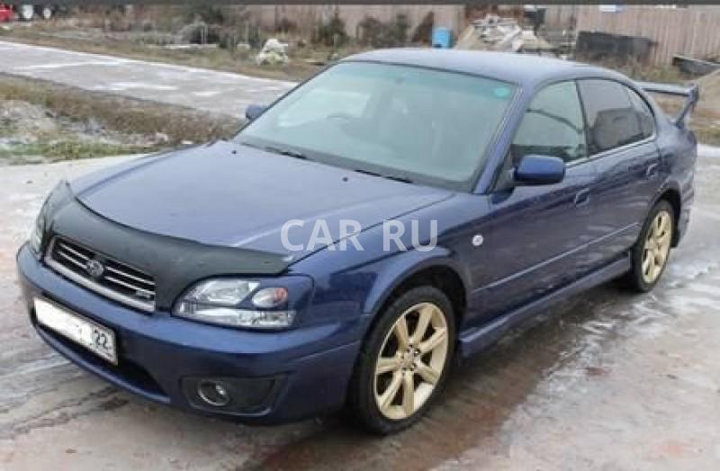 Subaru Legacy B4, Барнаул