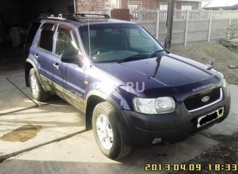 Ford Escape, Абакан