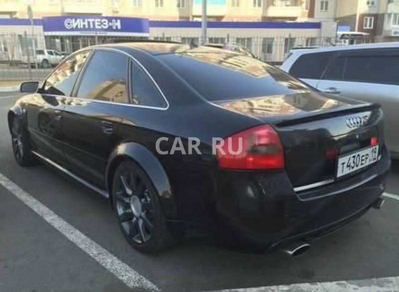Audi RS6, Абакан