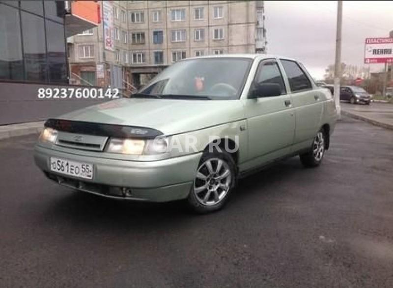 Lada 2110, Ачинск
