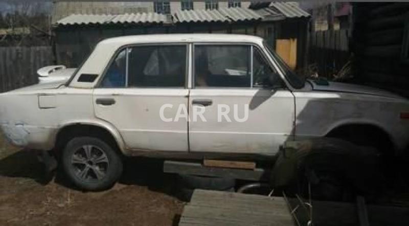 Lada 2106, Атамановка
