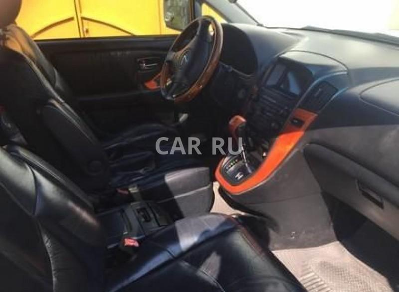 Lexus RX, Анапа